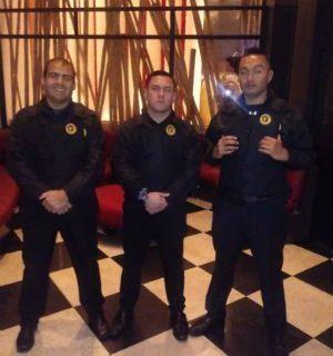 Guardias y certificados