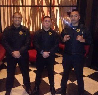 guardias instruidos